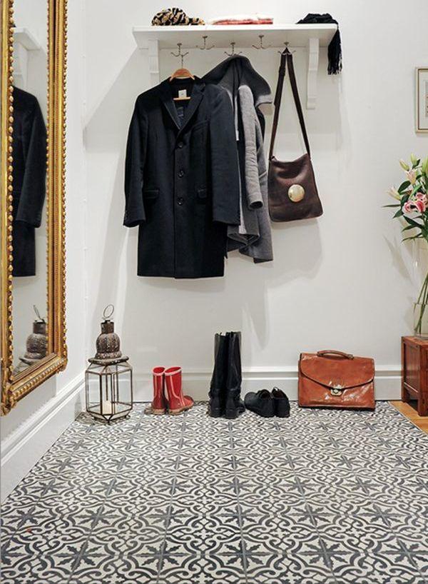 Les Plus Beaux Carreaux A La Mode Montreal Carrelage Noir Et