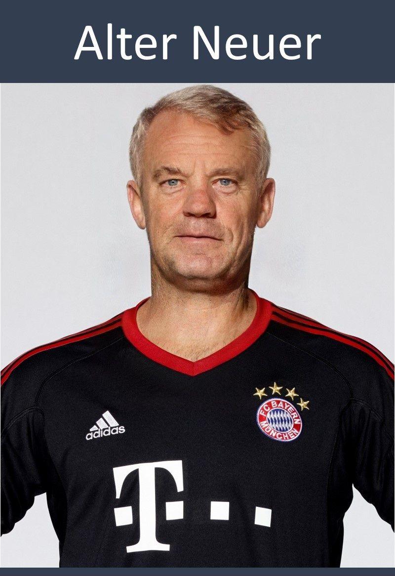 Alter Von Manuel Neuer