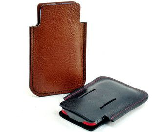 5c60a9e567c iPhone 6 PLUS Otterbox funda de cuero con lazo cinturón Integral ...