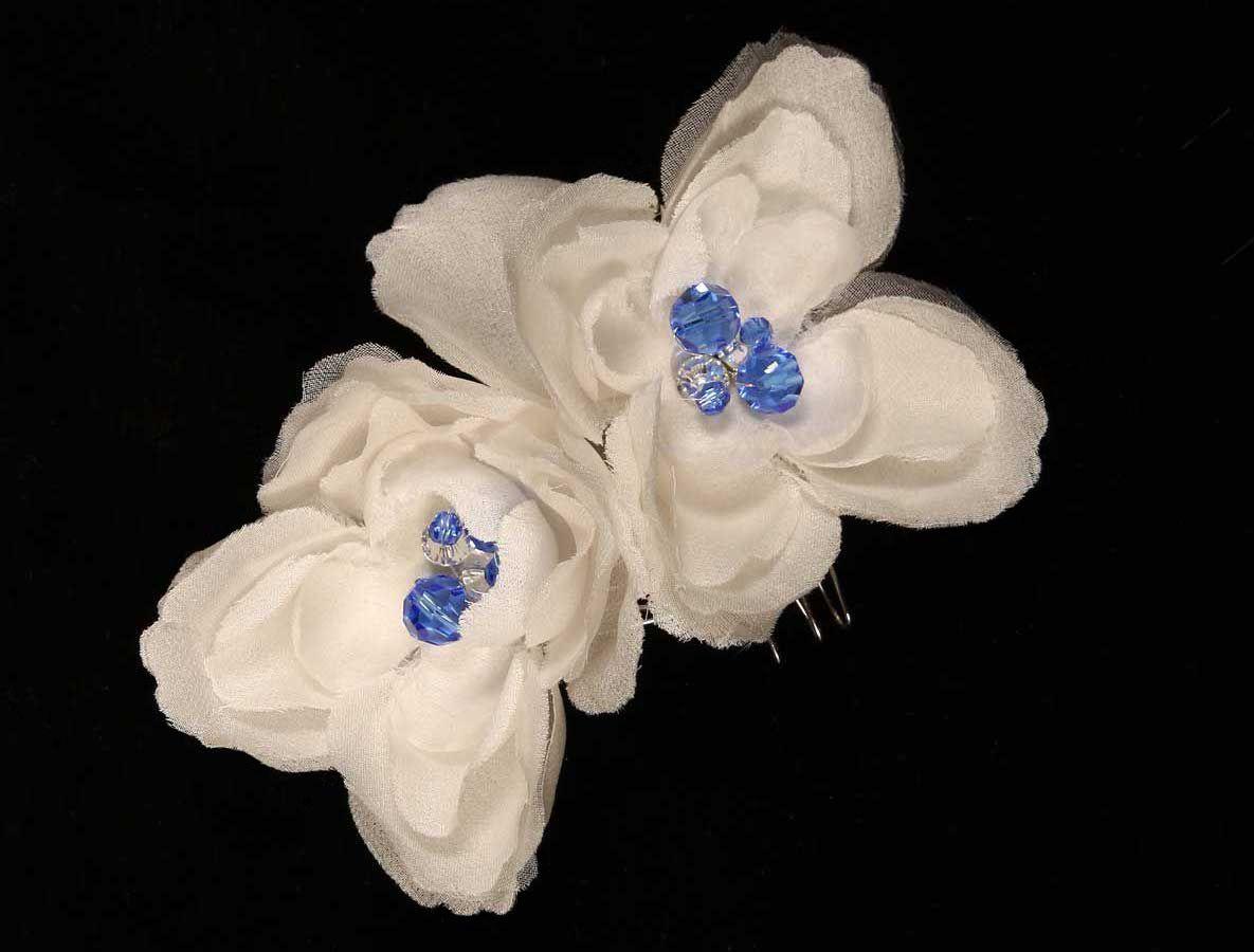 Ossai Discount Designer Hair Comb Hair Flowers Bridal Headpiece
