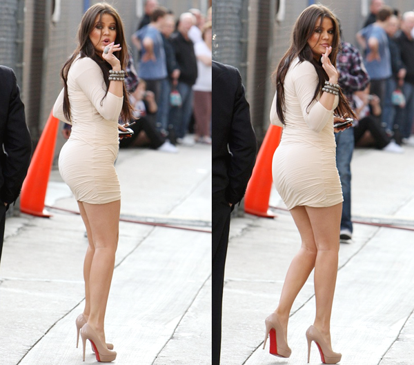 to wear nude pumps