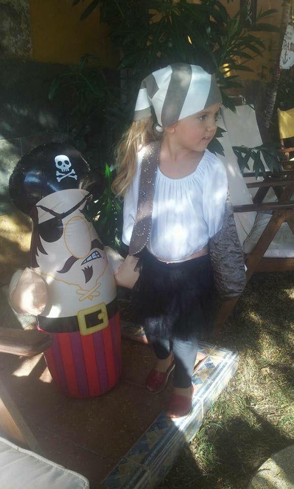 Juego fiesta Pirata