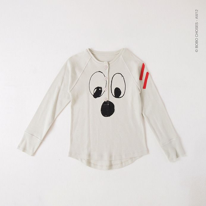 BOBO CHOSES ° shirt eyes