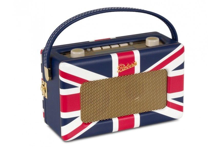 Roberts Radio (Union Jack)