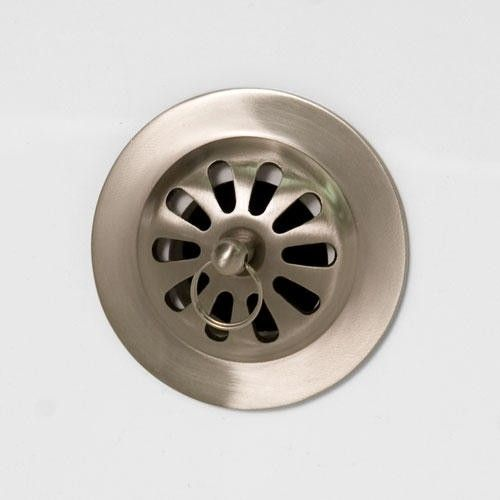 Daisy Wheel Overflow Cover With Bolt Signature Hardware Overflowing Bolt