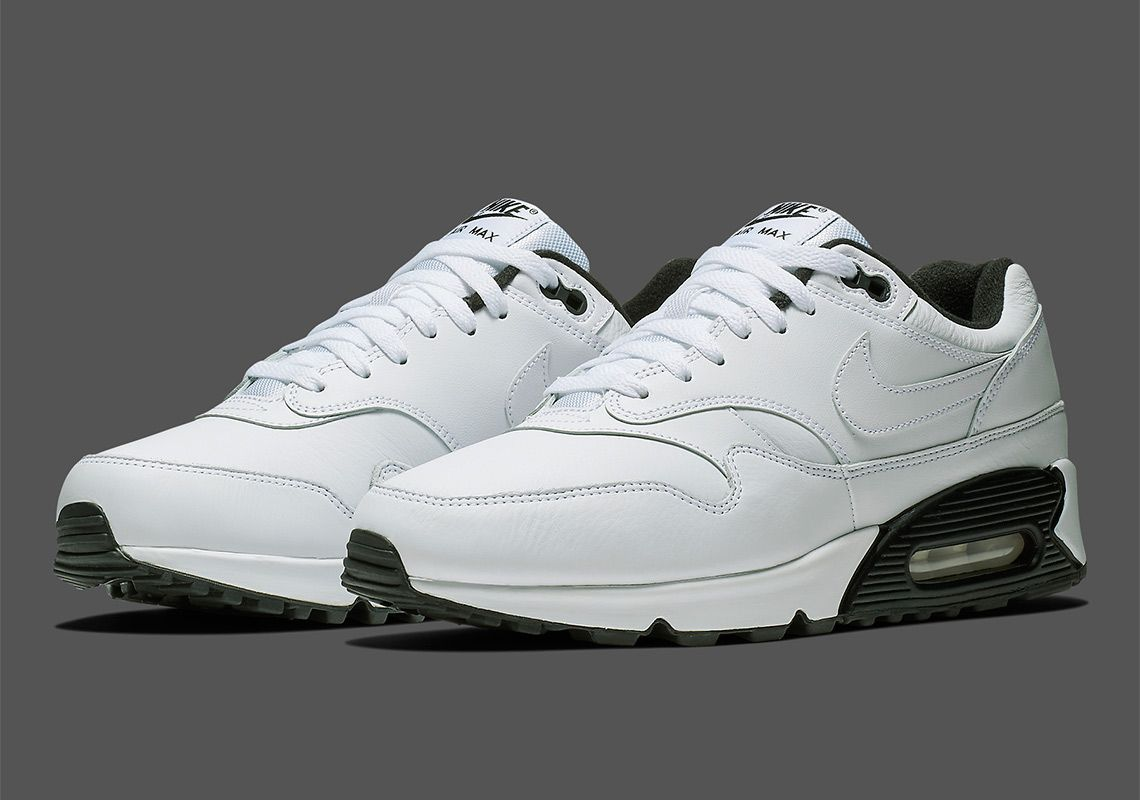 timeless design 50c00 1031e The Nike Air Max 90 1 Is Coming Soon In White And Black  thatdope  sneakers   luxury  dope  fashion  trending