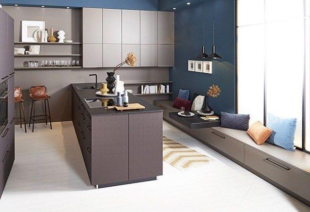 Küchen flamme ~ Ferro nova lack nolte küchen 2018 yeniliklerinden metal kapak
