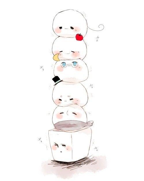 可爱捏捏 MOCHI'S :'D Mochi england is so so cute ! Mochi ...
