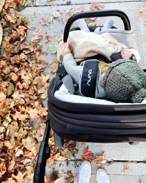 Nuna Mixx2 Review Single stroller, Mom, Baby wearing