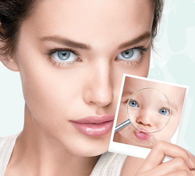how to get smooth poreless skin