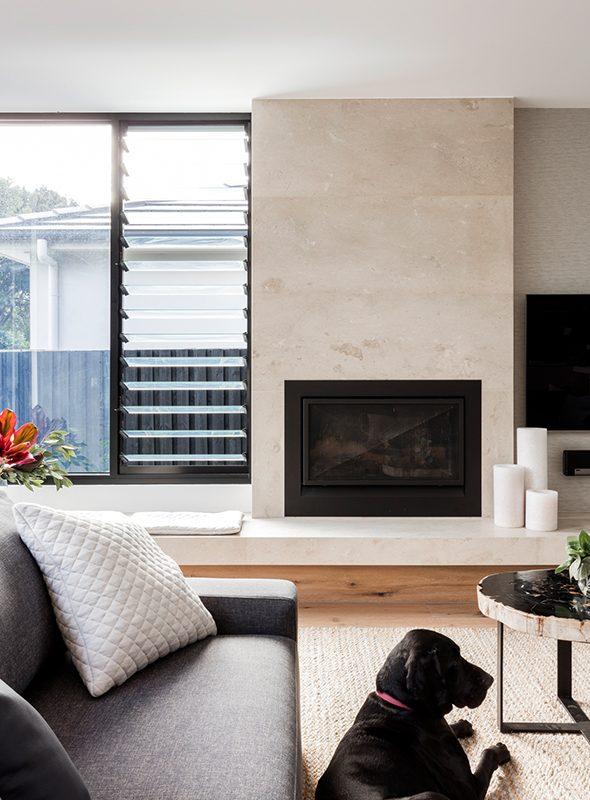 Interior Design The Designory Gas Fireplace Rose Bay