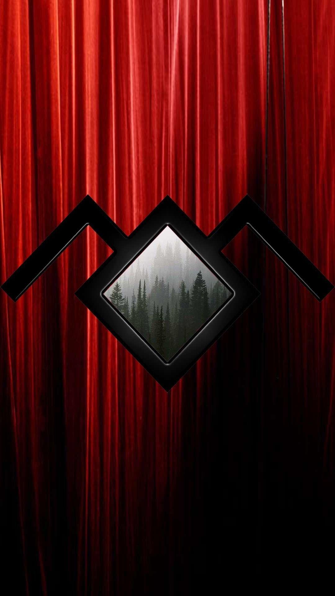 1080x1920 Twin Peaks Iphone 7 Wallpaper 1020x1920 Twin Peaks Tattoo Twin Peaks Art Twin Peaks Wallpaper