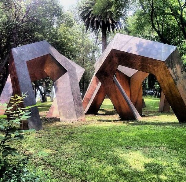 #sculpture #art #Mexico #DF #MuseoTamayo follow @MKSkyton follow @MKSkyton