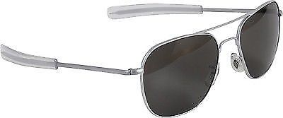 AO Eyewear Matte Aviators   Grey Lenses 814287ae9
