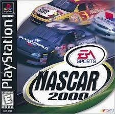 Complete Nascar 2000 Racing Ps1 Game Juegos Y Consolas