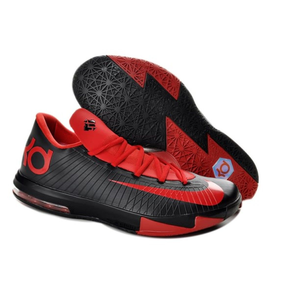 Red Black Nike Zoom KD 6 Low Kevin Durant Shoes For Wholesale Shoes store  sell the cheap Nike KD VI online, it is high quality Nike KD VI sneakers  and we ...