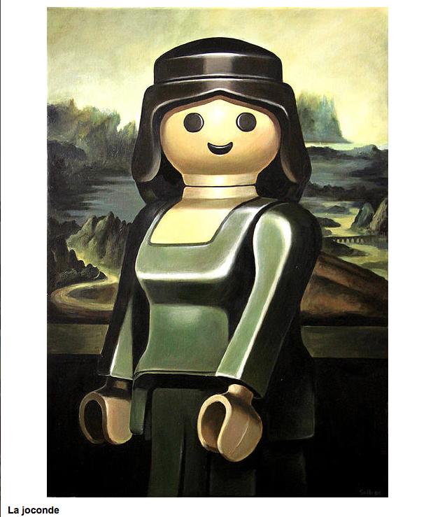 Varietats: Lego by Pierre-Adrien Sollier