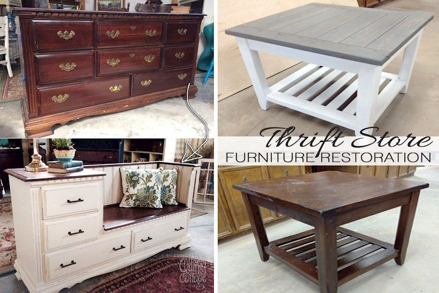 Diy Furniture Projects Do It Yourself Home Improvement
