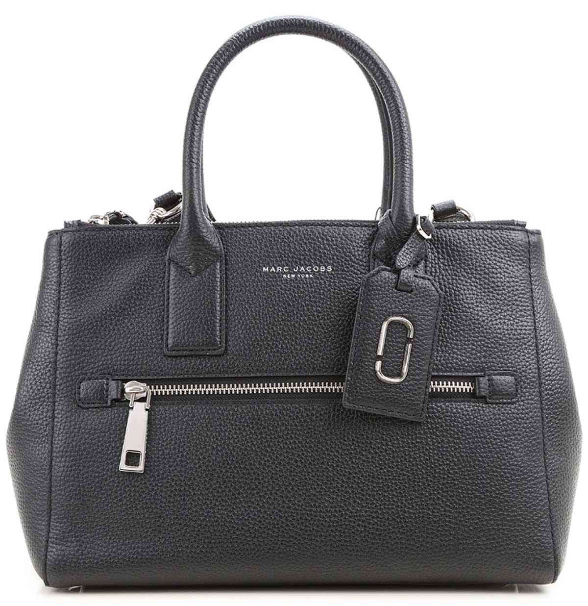 a8be7cb515 Marc Jacobs de luxe sacs à main pas cher en noir #355835   sac a ...