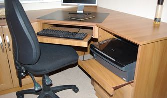 Fitted Home Offices Home Office Furniture Desk Best Home Office