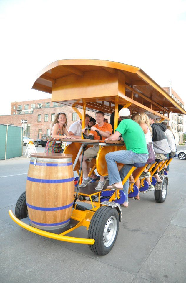 Bellingham Needs One Of These The Big Yellow Bike Is A Dutch