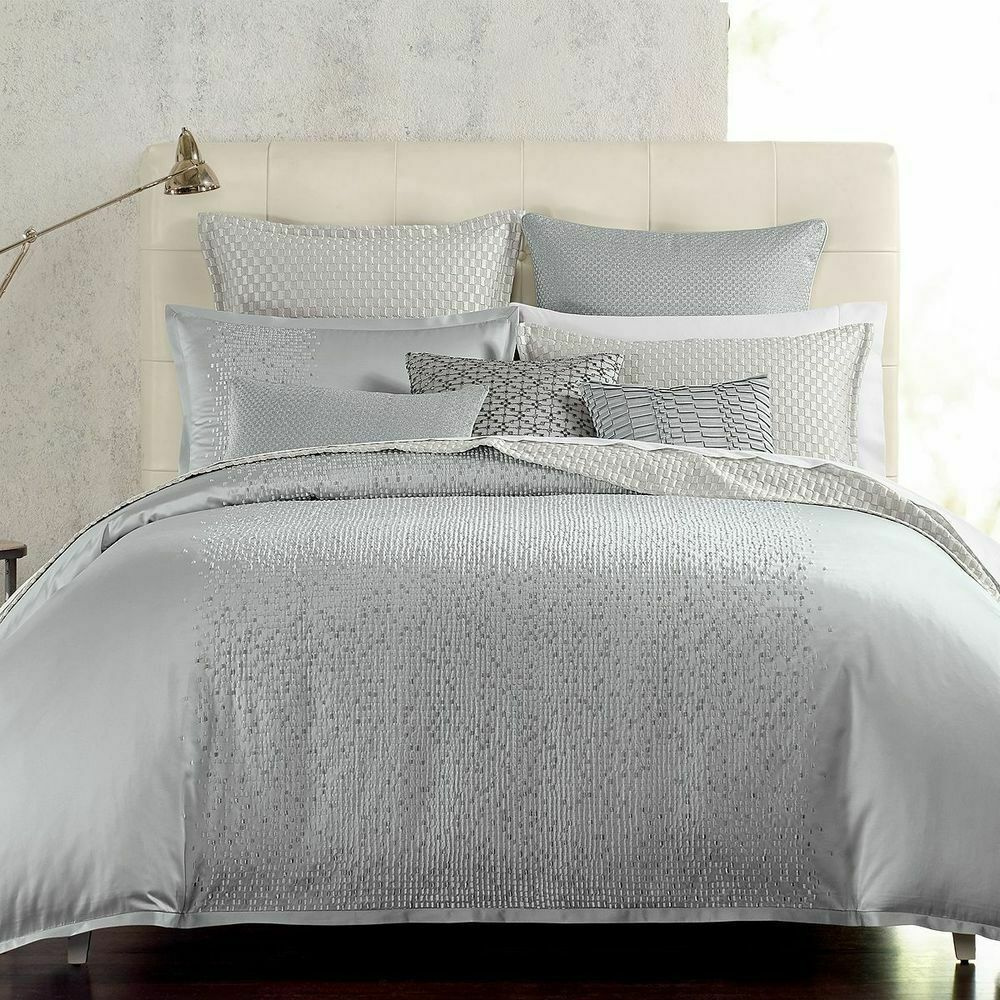 Tessera Embroidered KING Pillow Sham