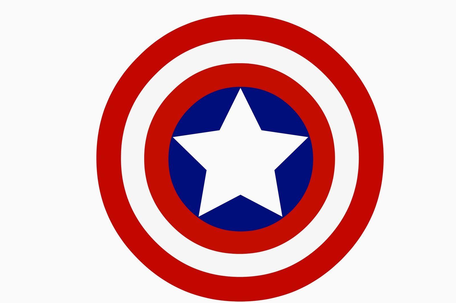 captain america logo - logo to use for \