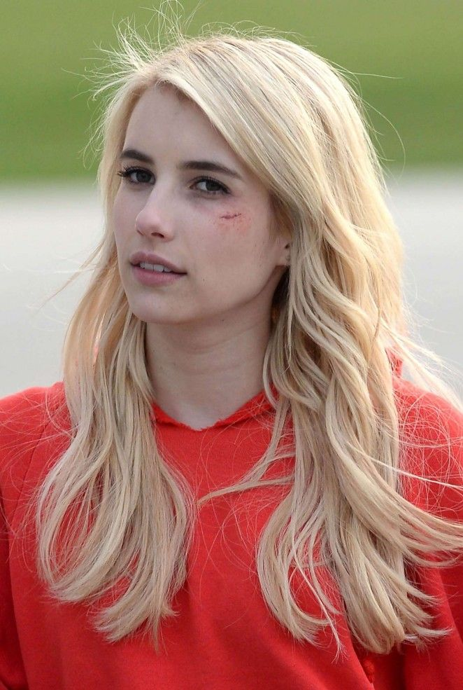 Emma Roberts On Nerve Set 48 Gotceleb Emma Roberts Hair Beauty Emma Roberts