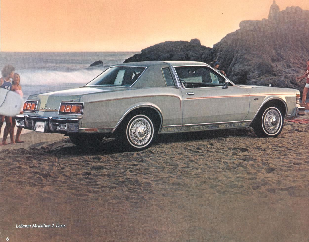 1979 Chrysler Lebaron Medallion 2 Door With Images Chrysler