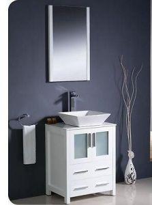 "Vaughan 24"" Bathroom Vanity - Royal Bath Place"