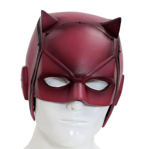 Xcoser Deadpool Cosplay Helmet Costume Props Mask Red Full Head Adult Halloween