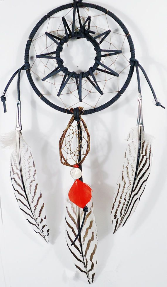 Medium Dream Catcher Wall Hanging Dream Catcher Authentic Native American Crafts Dream Catcher Small Dream Catcher
