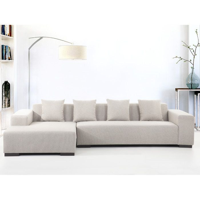 Westford Sectional In 2020 Sectional Sofa Fabric Sectional