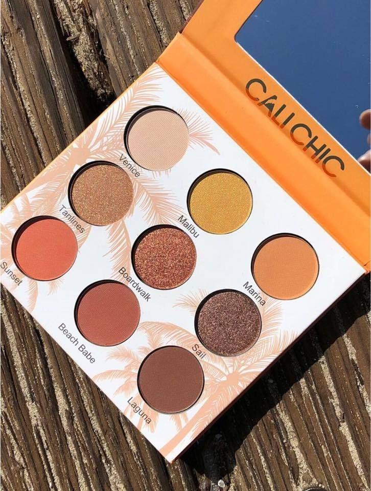Cali Chic EPCA Lipstick palette, Makeup, Star makeup