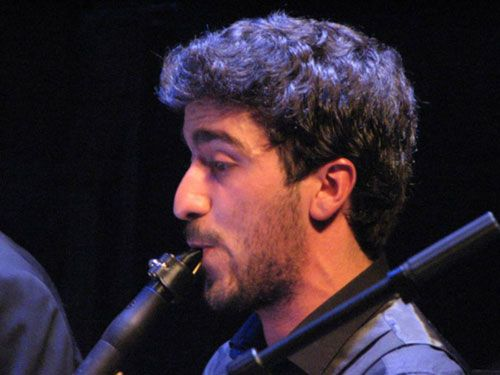 Samuel Marques, clarinete