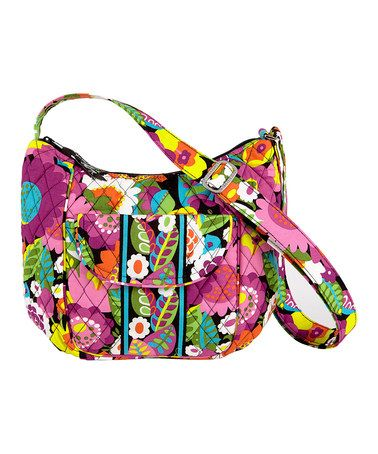 Love this Va Va Bloom Clare Convertible Shoulder Bag on #zulily! #zulilyfinds