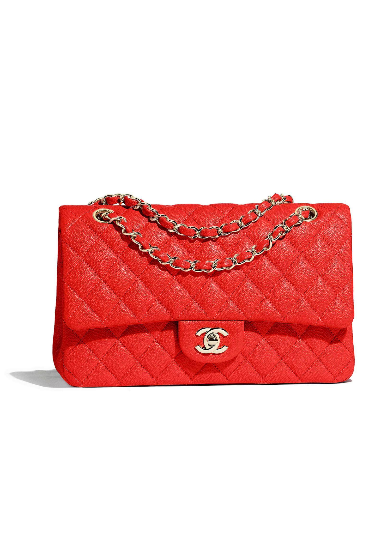a19fd5e7cb Le borse rosse firmate da amare oggi, domani e per sempre | borse ...