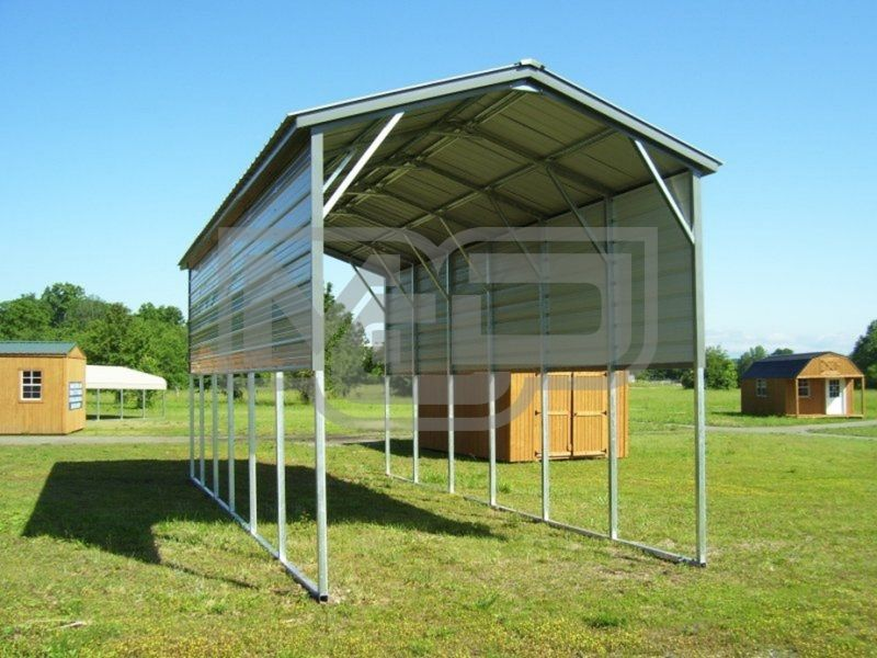 Finding The Best Quality Boxed Eave RV Shelters For Both