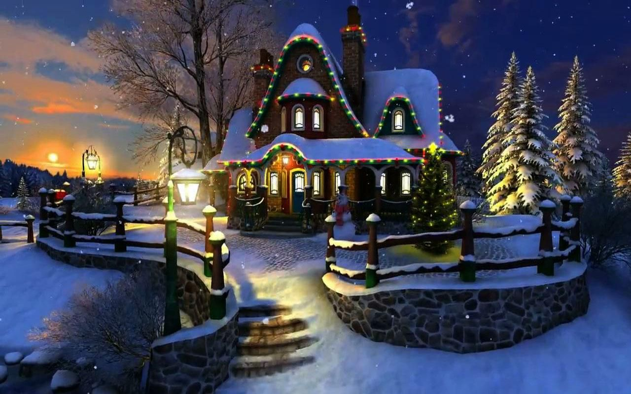 xmas Live Wallpaper For Pc Saferbrowser Yahoo Image