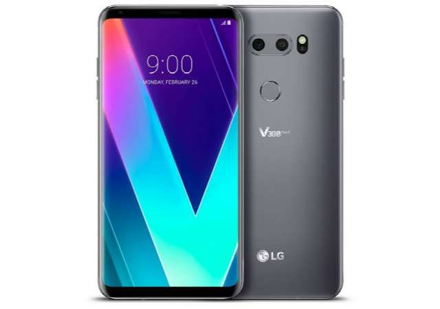Lg Announces Vision Ai Camera For New 2018 V30 Smartphone: LG At The MWC 2018 Has Announced An Improved Version Of