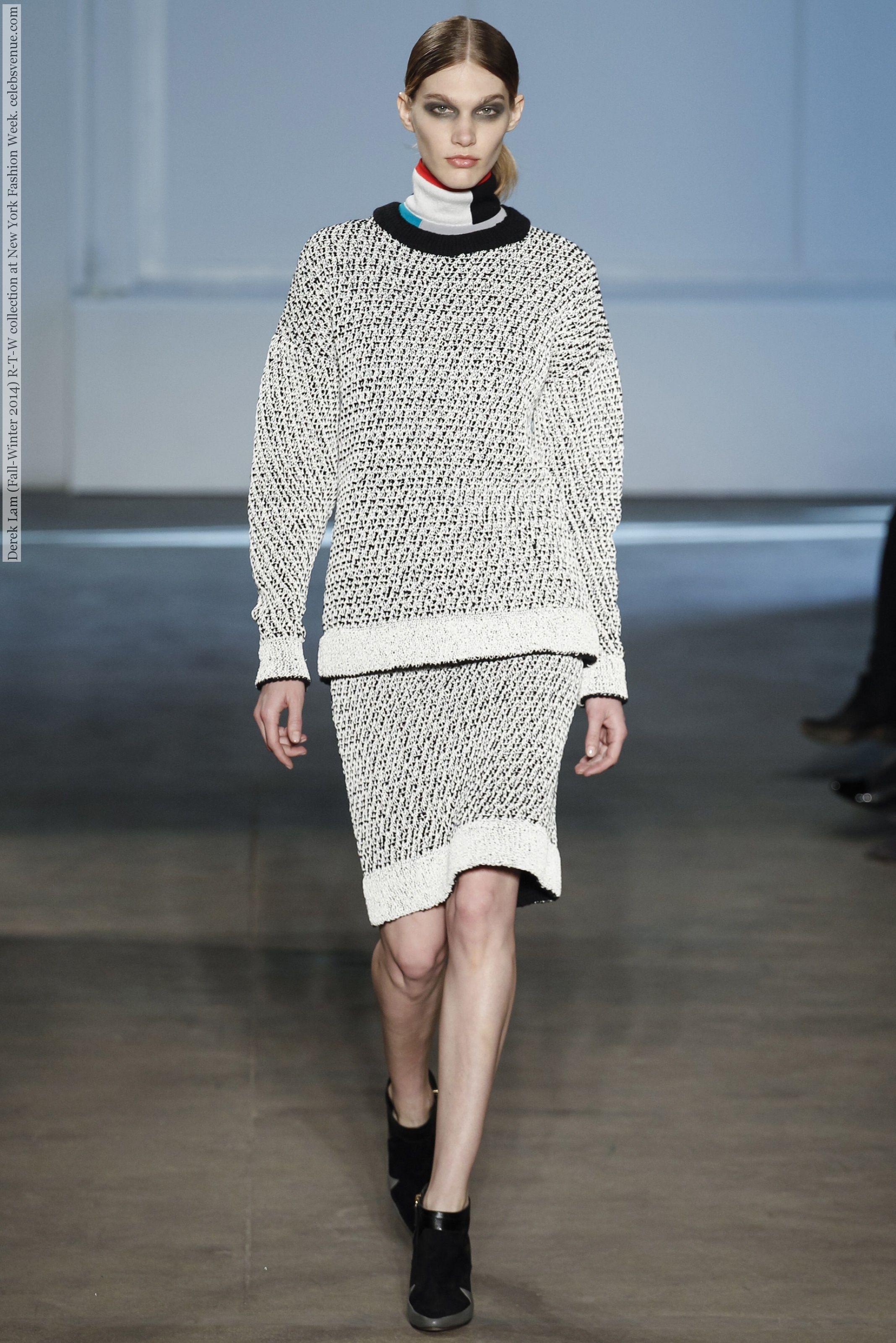 Derek Lam FallWinter 2014-2015 Collection – New York Fashion Week forecast