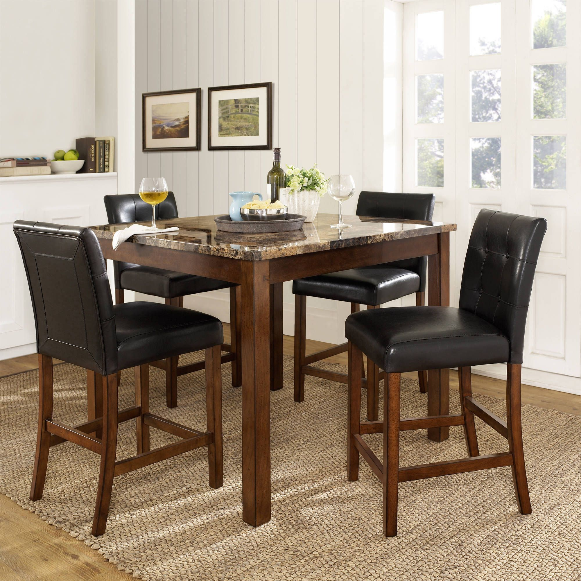 Wood Dining Room Table Sets | DINING FURNITURE | Pinterest ...
