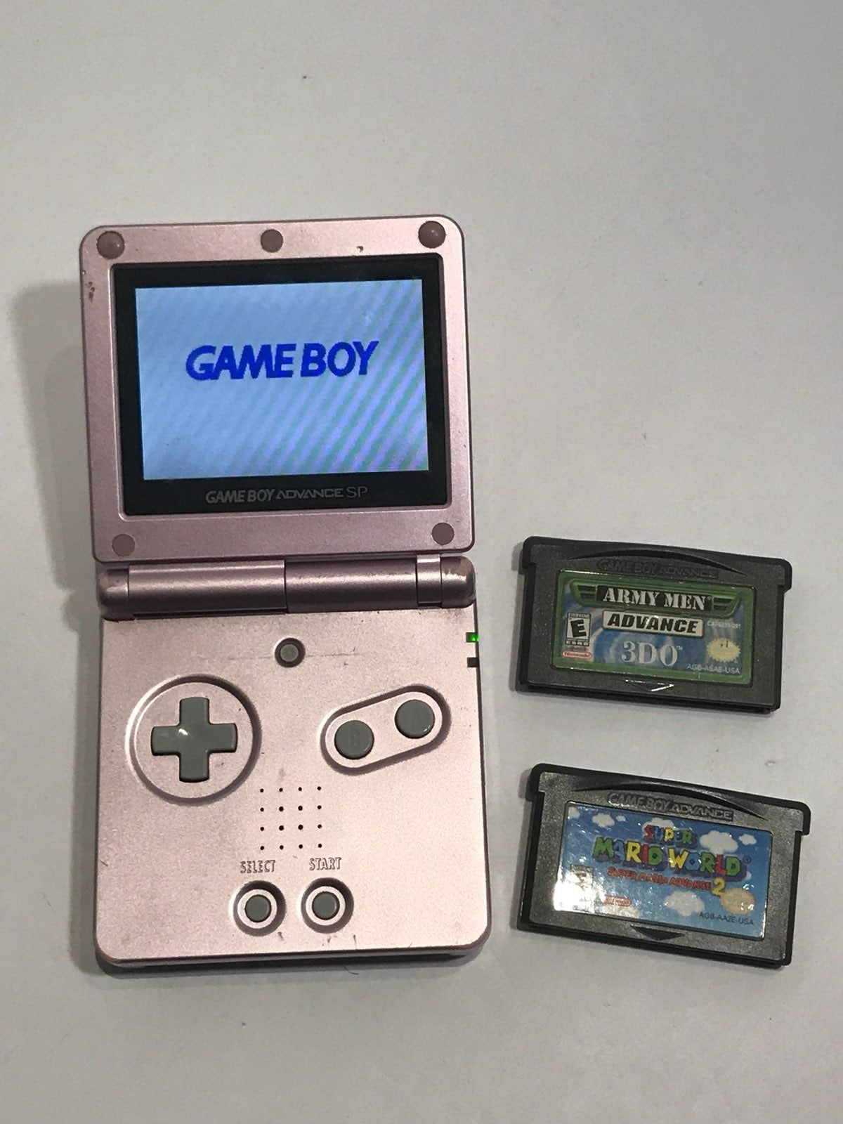 Pin By Adai Vidal On Est 2002 Gameboy Advance Sp Gameboy Advance Gameboy