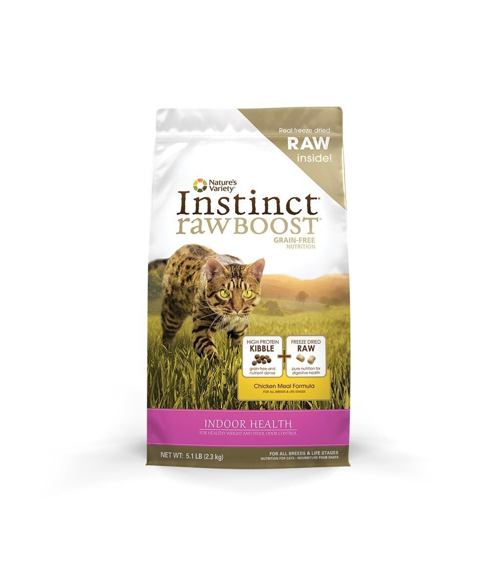 Instinct Raw Boost Grain Free Recipe Natural Dry Cat Food By Nature S Variety Be Sure To Check Out This Awesome Prod Dry Cat Food Cat Food Allergy Pet Diet
