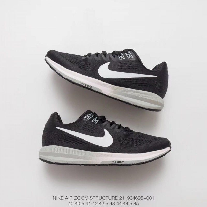 Nike Zoom Structure 21 695 001 Fsr Nike Air Zoom Structure 21 Mesh Breathable Light Men S Sports Trainers Shoes Nike Nike Air Zoom Cheap Nike Air Max