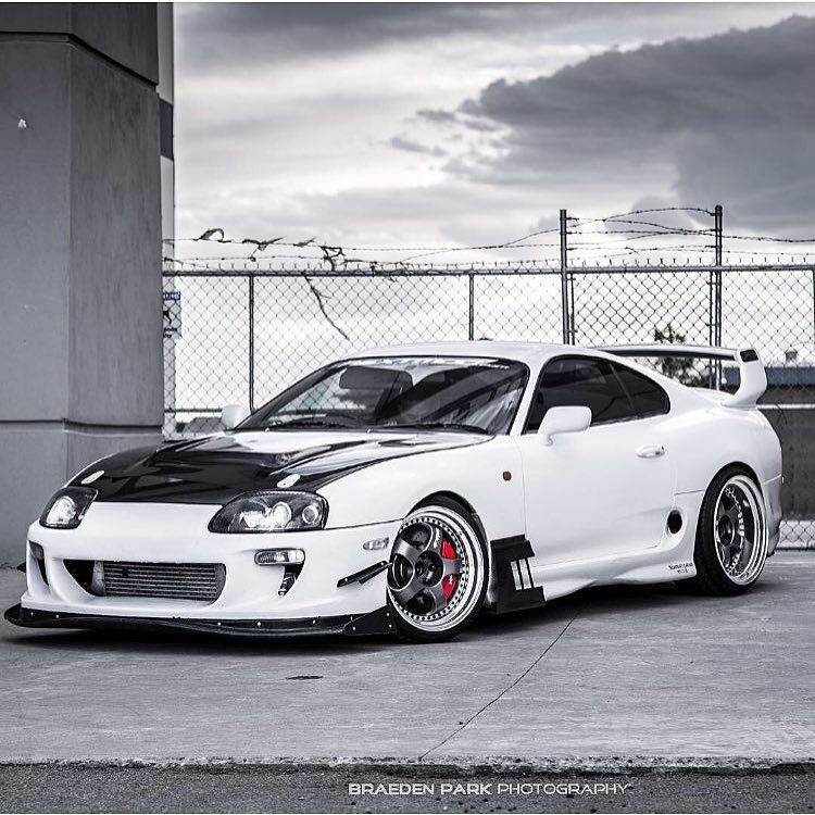 Sexy Toyota Supra