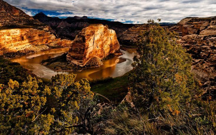Dinosaur National Monument, Colorado #historyofdinosaurs