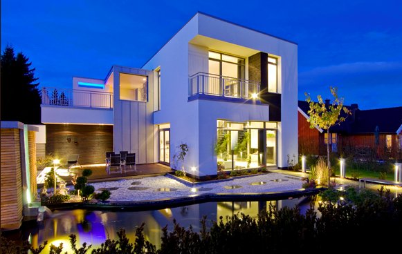 Casas prefabricadas estilo moderno inspiraci n de dise o for Diseno de interiores de casas