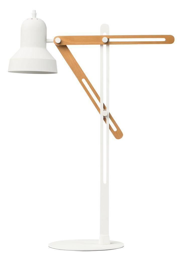 Jethro Tischleuchte In Verschiedenen Ausfuhrungen Von Nuevo In 2020 Design Lampen Lampentisch Holztischlampen