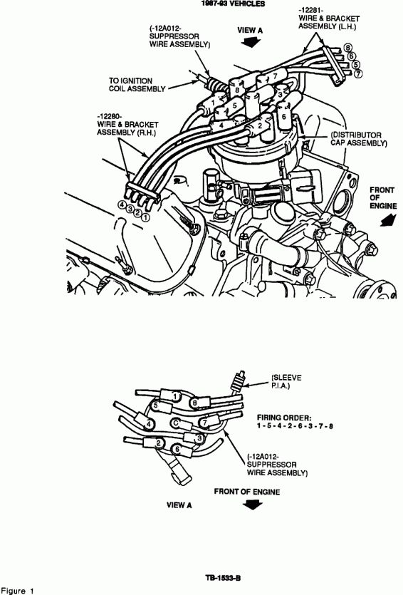 1995 Ford F150 Engine Wiring Diagram And F Engine Wiring Diagram Wiring Diagram In 2021 F150 2003 Ford F150 Ford F150